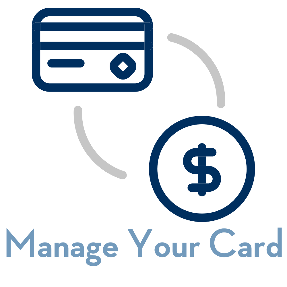 Manage Your Card