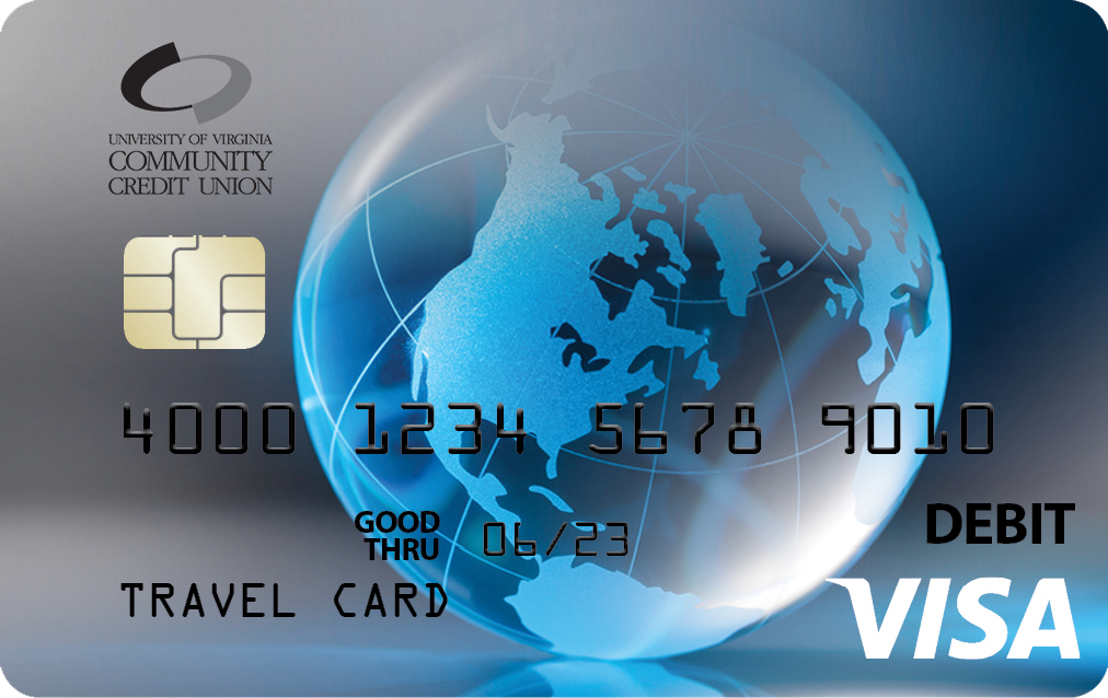 Travel EMV Card