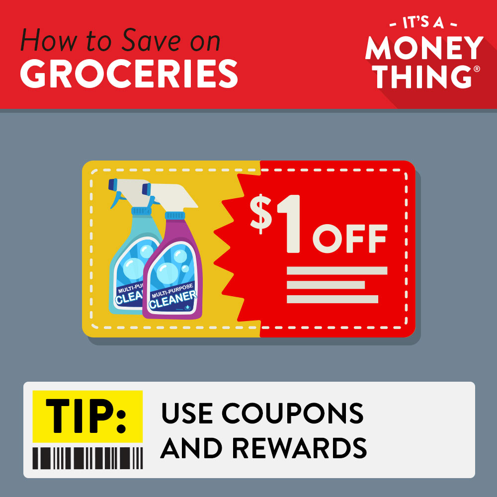Tip: Use coupons