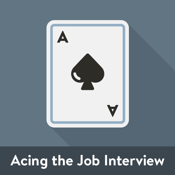 Acing the job interview